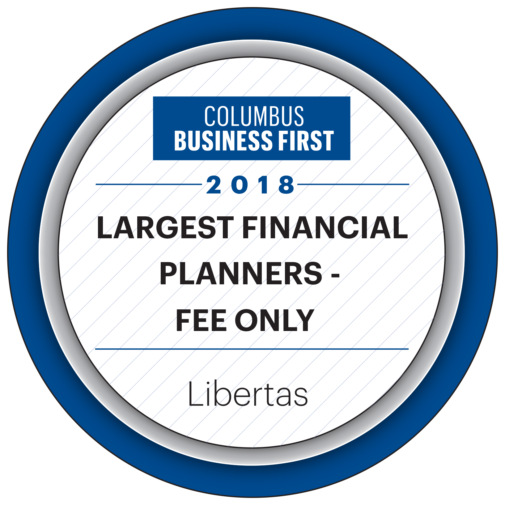 "Libertas Wealth Management | Columbus Business First Book of Lists: ""Top Fee-Only Financial Planners"""