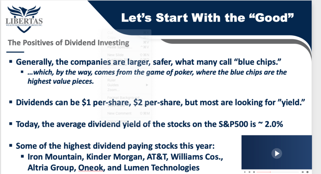 """the-good-1024x556 The CA$H Podcast #73 - """"Does 'Dividend Investing' Work?  The REAL Truths and Myths about Blue Chip Stocks"""""""